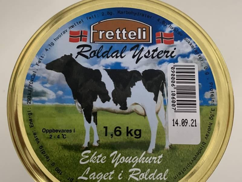 Bilde fra Røldal Ysteri AS