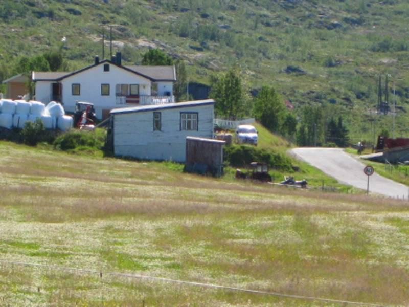 Bilde fra Solbakken gård