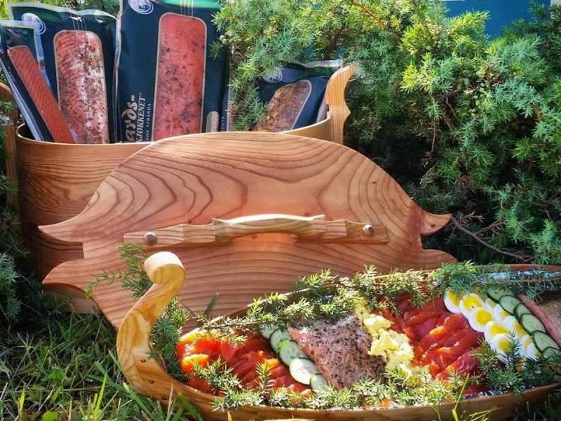 Bilde fra Gardskjøkkenet