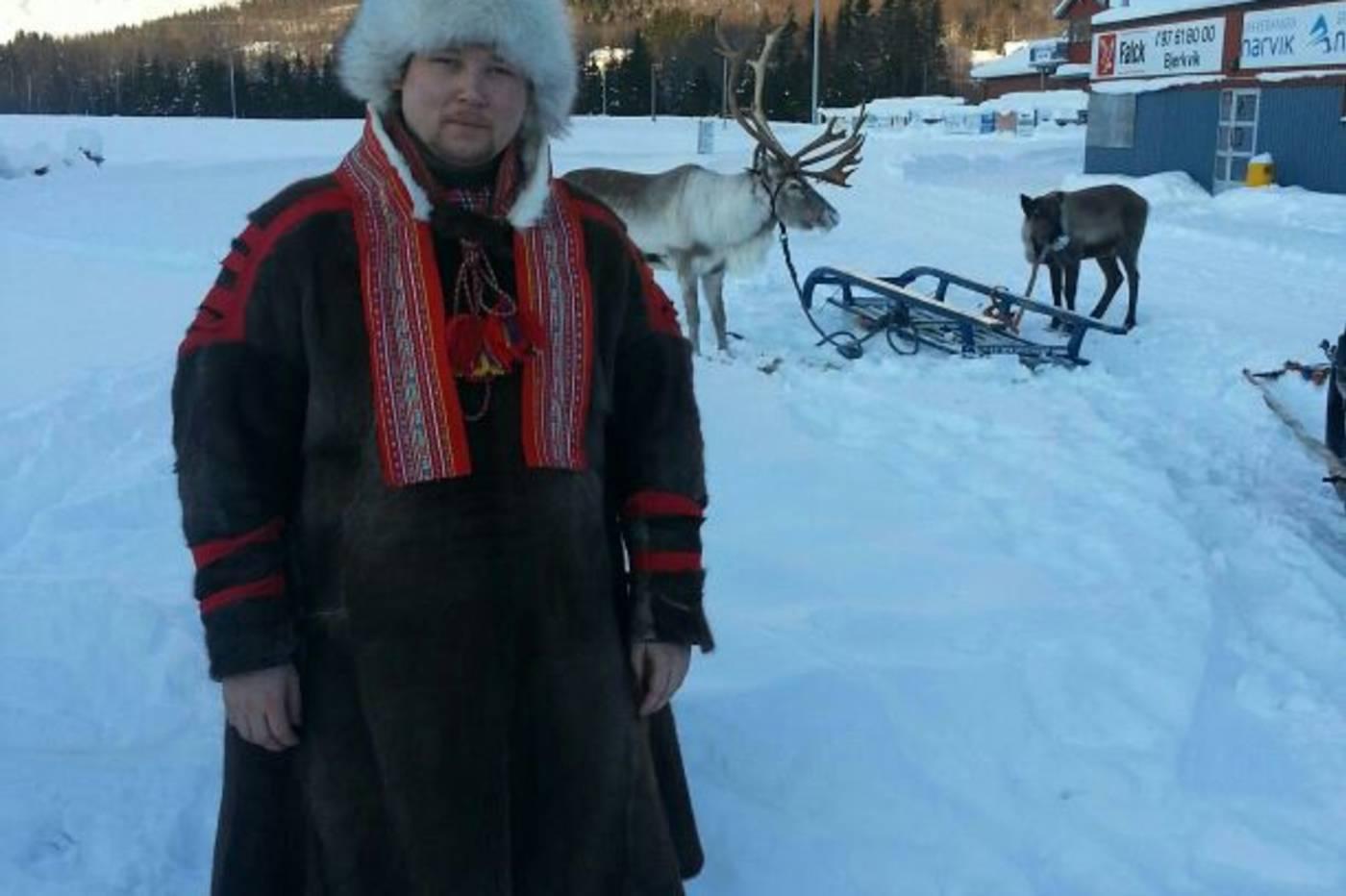 Hjerttind Reinkjøtt fra Troms