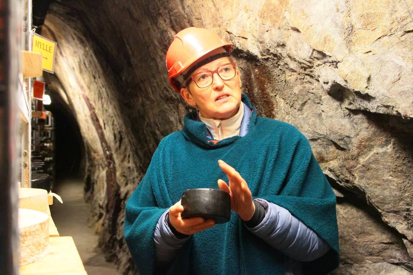 Osteskatten i gruvene