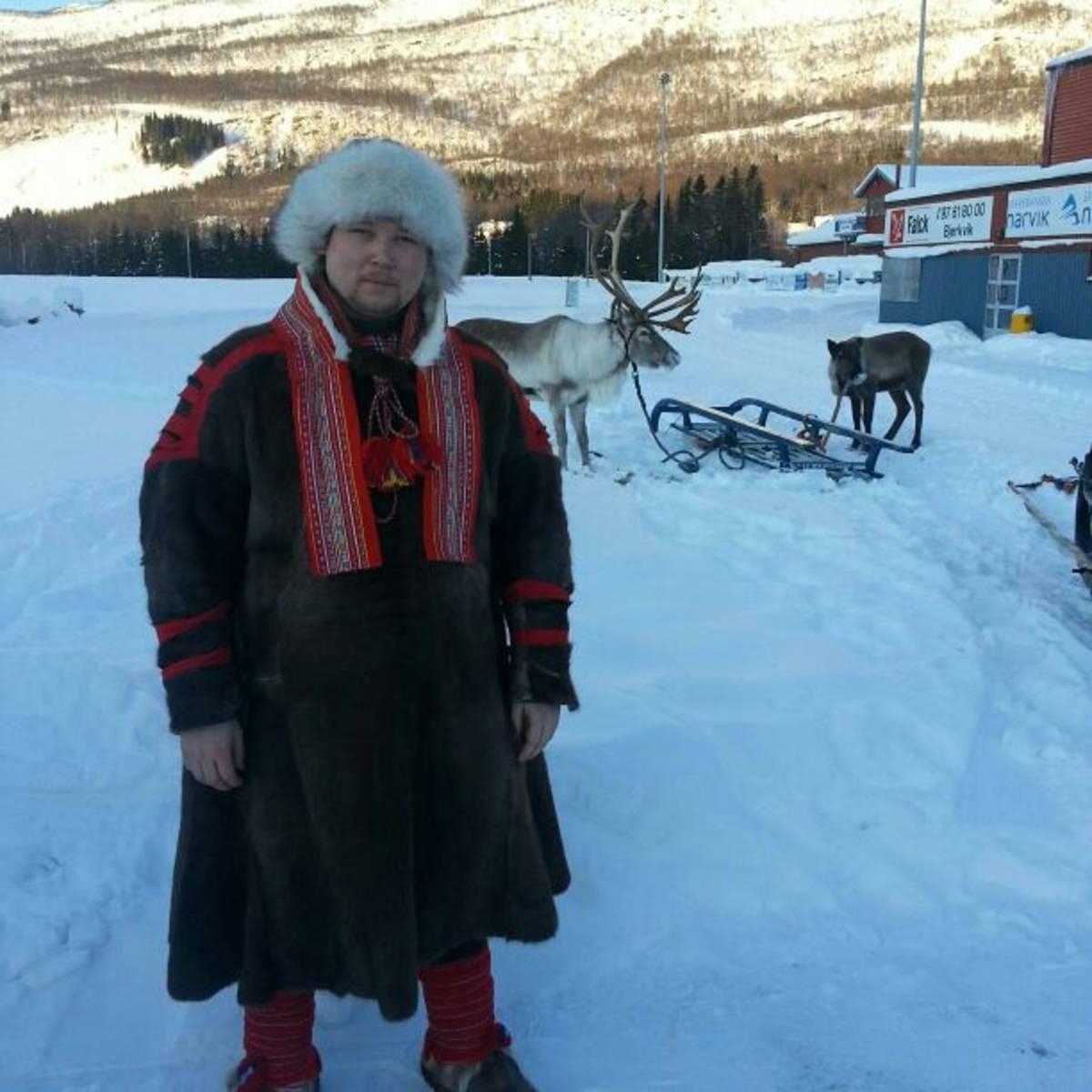 Bilde av Hjerttind Reinkjøtt fra Troms