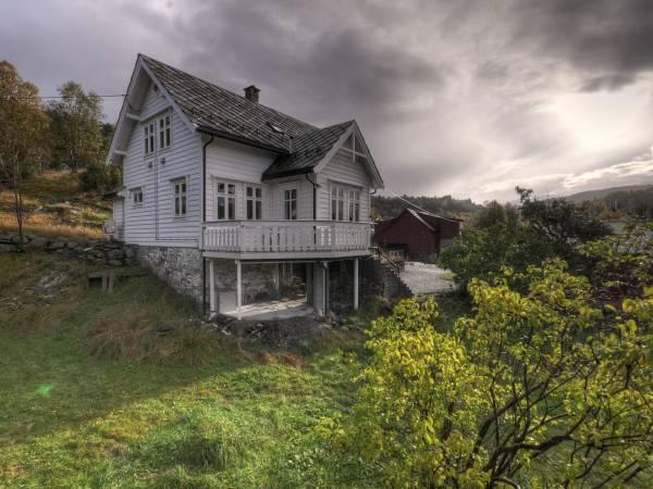 Sigmundstovo Gjestehus