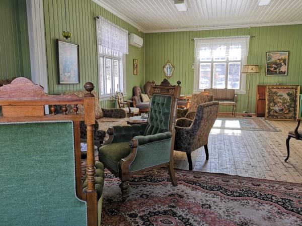 Haugtun gårdspensjonat og kulturverksted