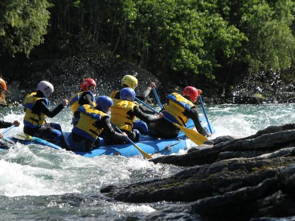 Go Rafting Sjoa AS