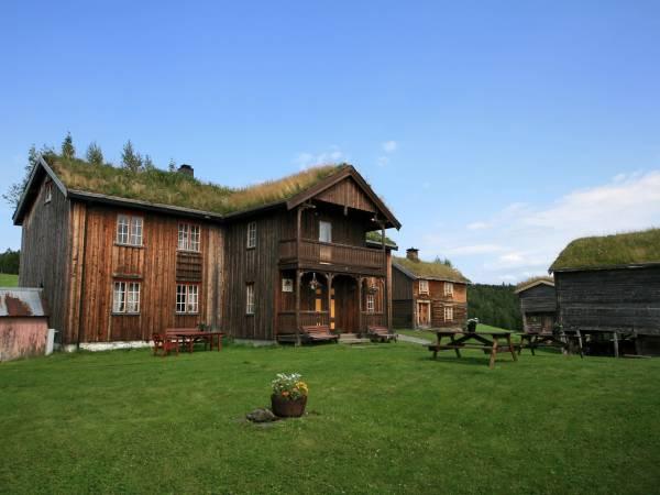 Øveregga Fjellgård