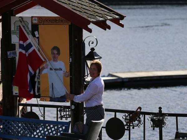 Mosvik Brygge