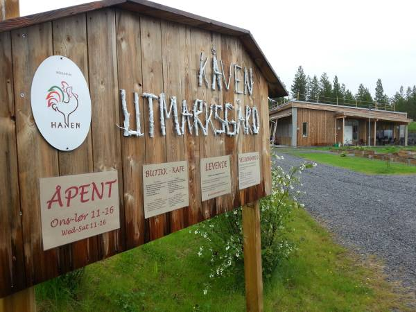Nordlysmat - Kåven Utmarksgård