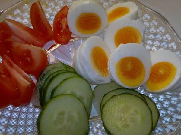 Toven-egg