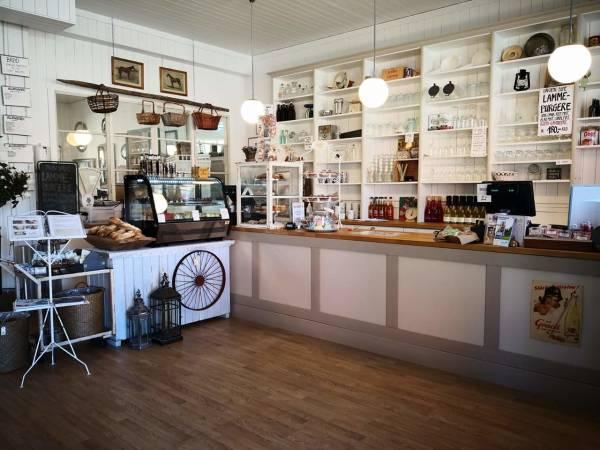 Loftet Gardsbutikk & kafè