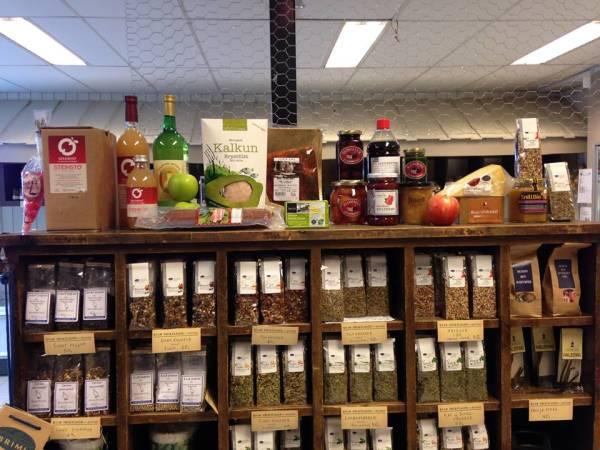 Gardsmatbutikken / Kvam Fruktlager