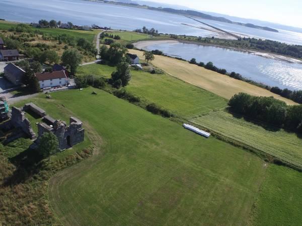 Klostergården, Tautra