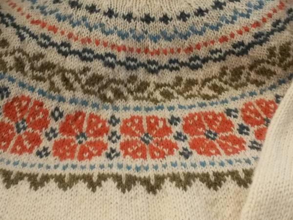 Høystålet / Lofoten Wool