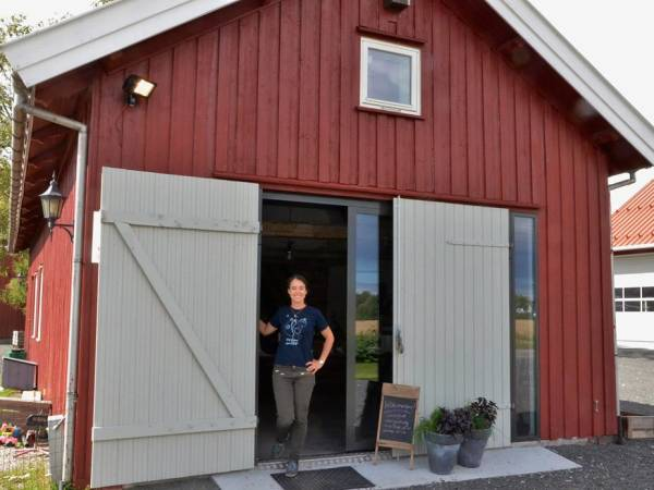 Huseby gård i Tjølling - Åkersmak