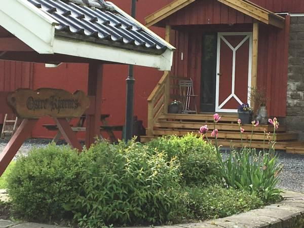 Østre Kjærnes gård