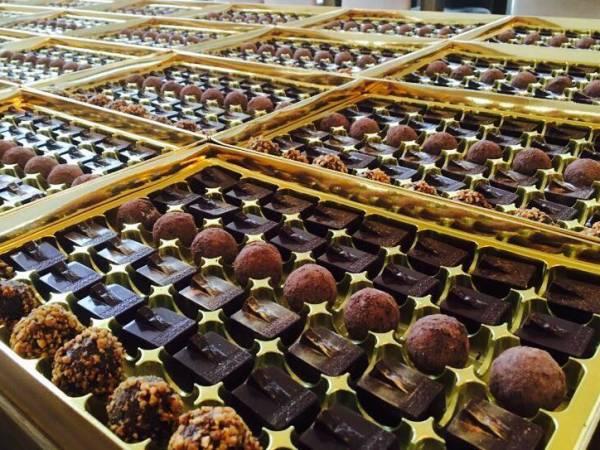 Lysefjorden Sjokolade