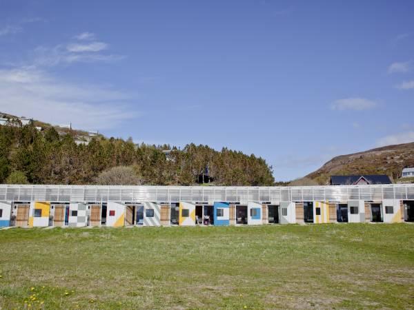 Stokkøya Strandhotell og Strandbaren