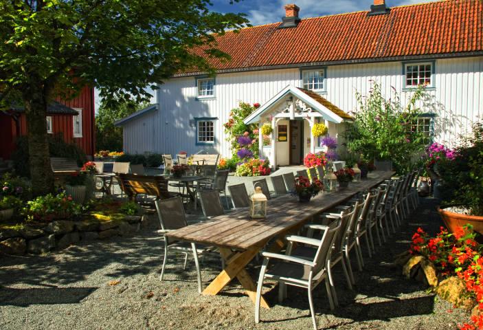 Klostergården, Tautra - HANEN.no