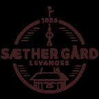 Logo til Sæther Gård
