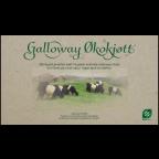 Logo til Galloway Økokjøtt v/Åsprong Drift