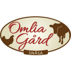 Logo til Omlia Gård