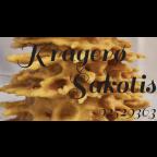 """Logo til Barkauskiene        Kragerø Sakotis """"Bakeri"""""""