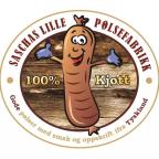 Logo til Saschas lille pølsefabrikk