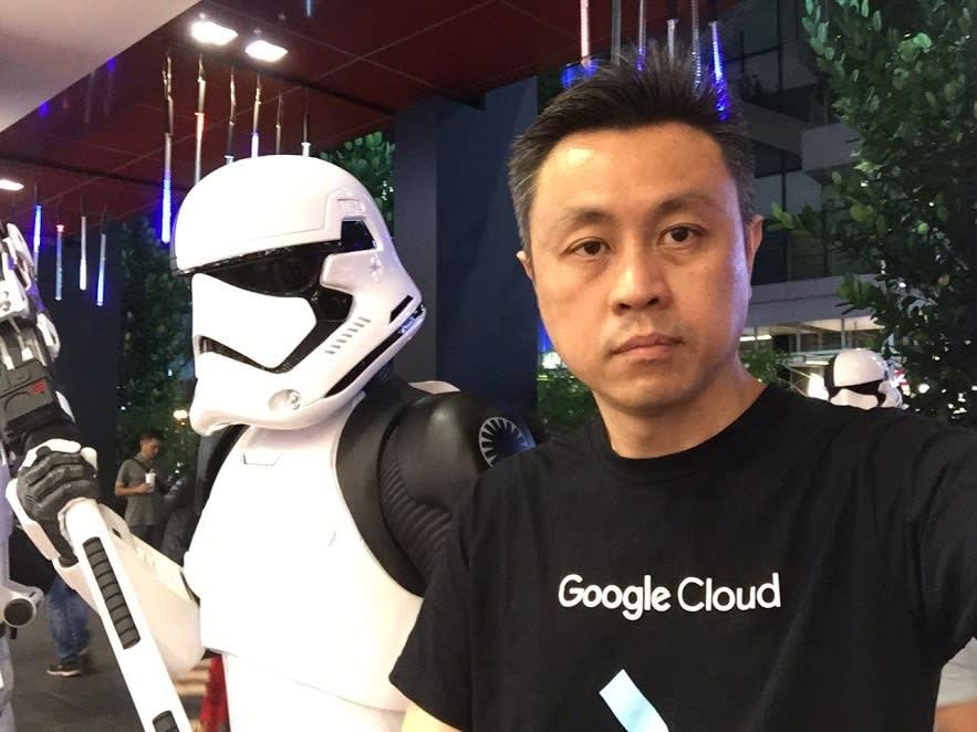 Google Cloud Shirt