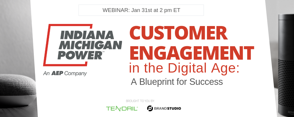Join us January 31st at 2 PM ET for this Live Webinar!