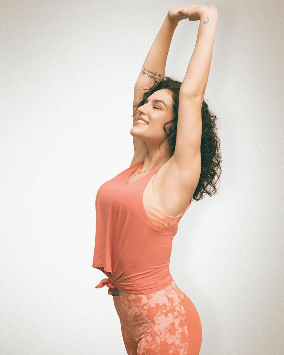 Celebrity Kefera Buchmann nude (37 pics), Topless