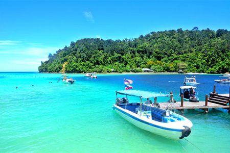 【沙巴跳島】沙比島一日遊 Sapi Island