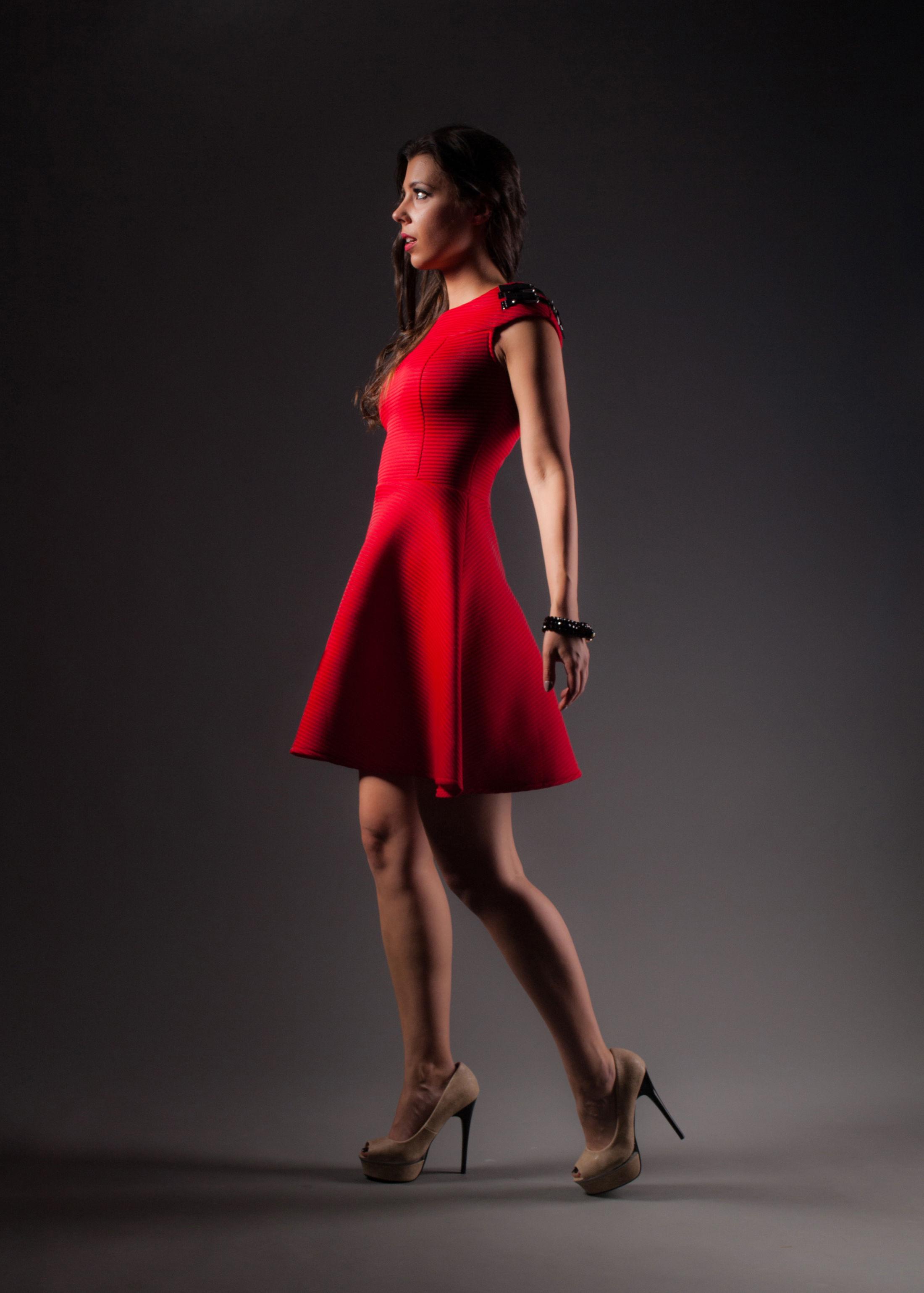Kasia, Modefotografie, Happix