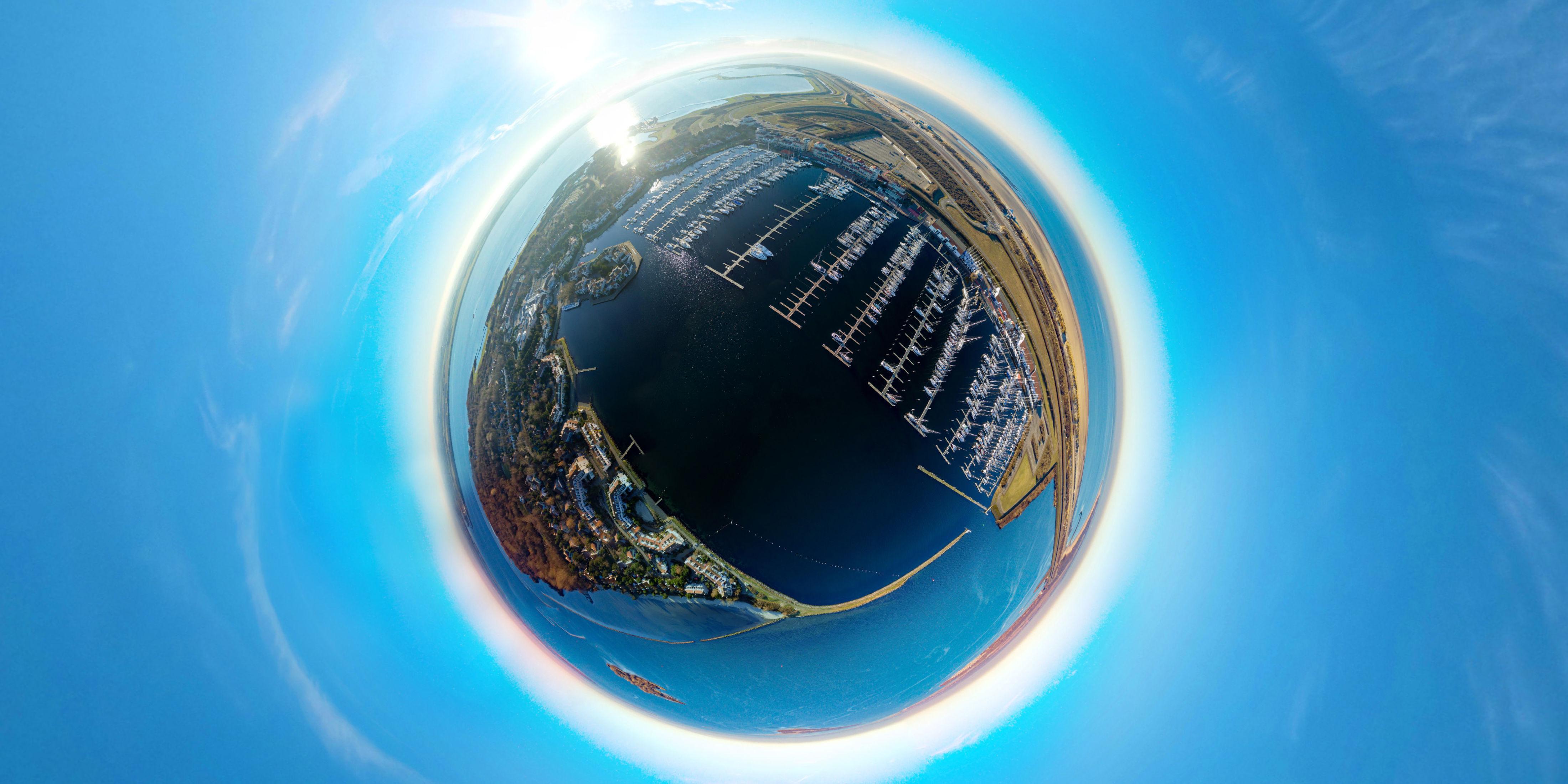 Bob, Google Street View - 360, Happix