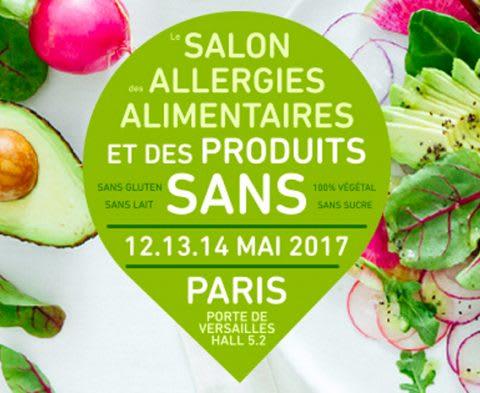 Le salon des allergies alimentaire et de ses produits sans
