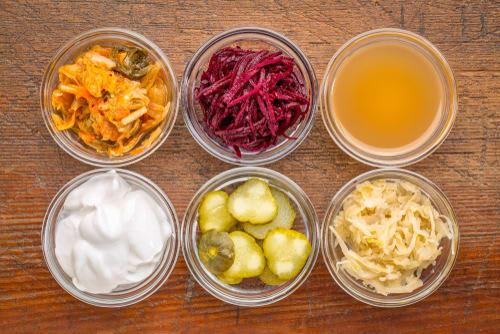 aliments probiotiques