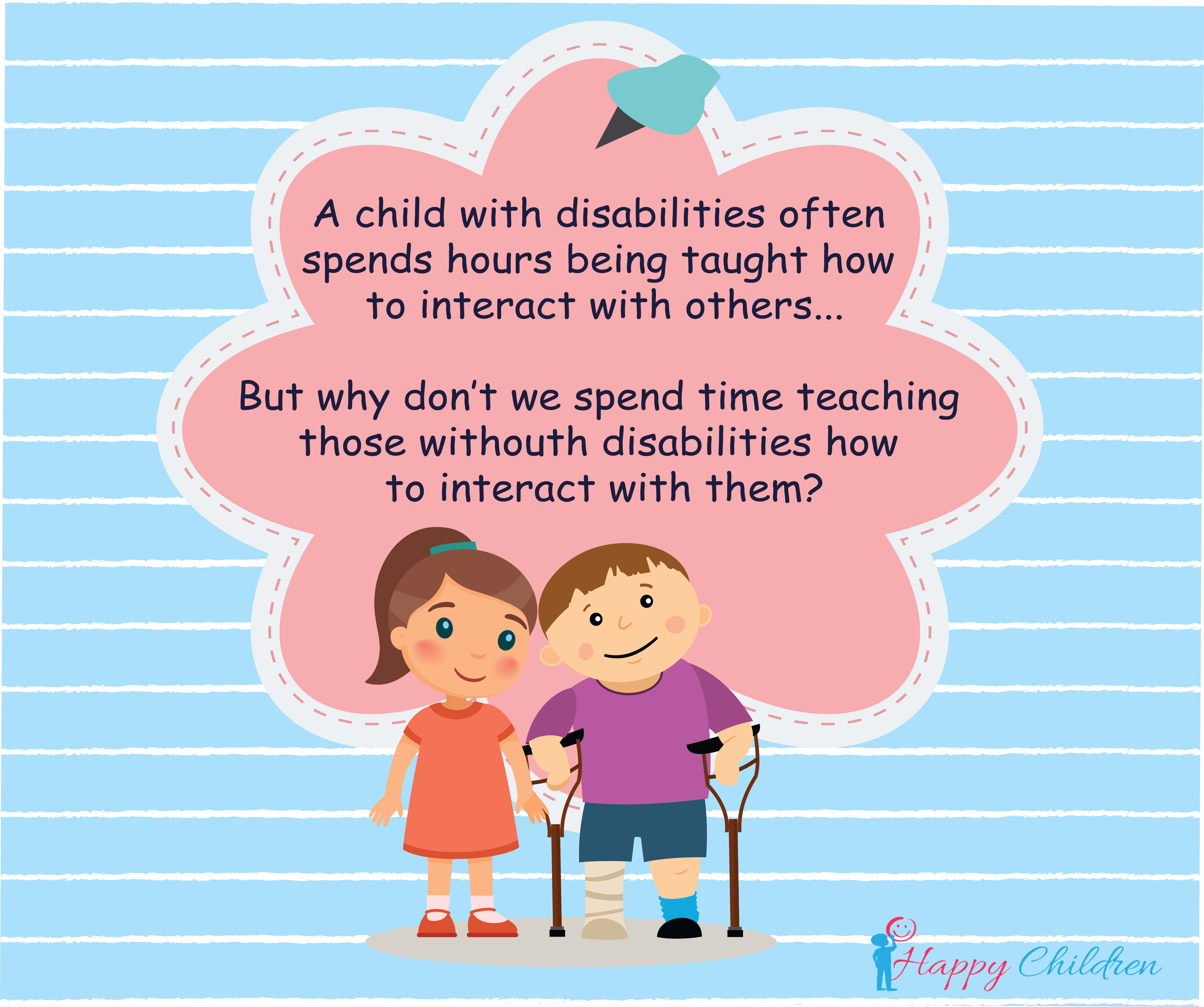 social skills of kids quote