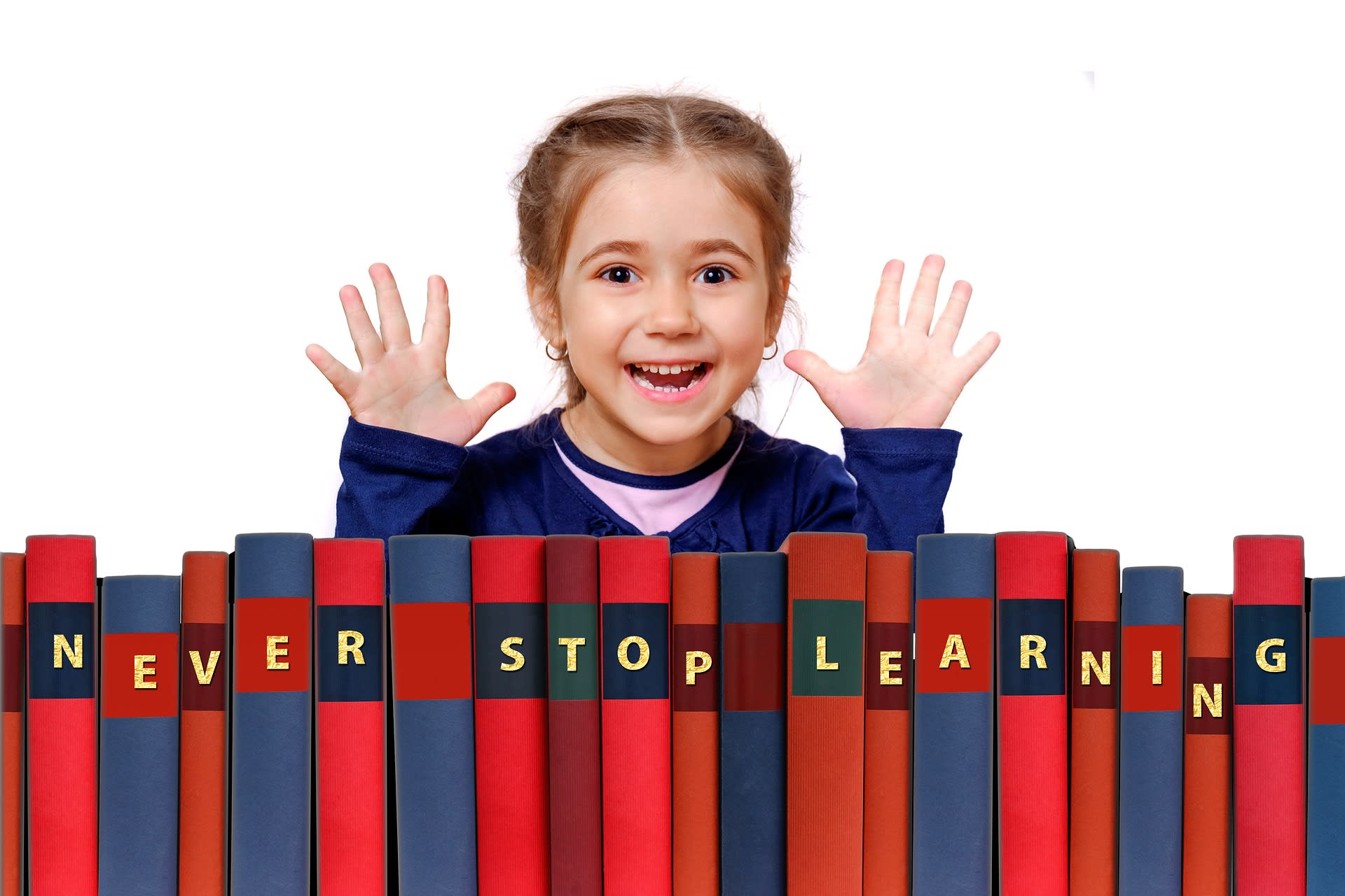 preoperational thinking: never stop learning