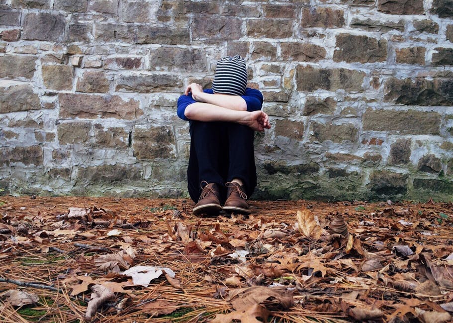 depression of boys in puberty