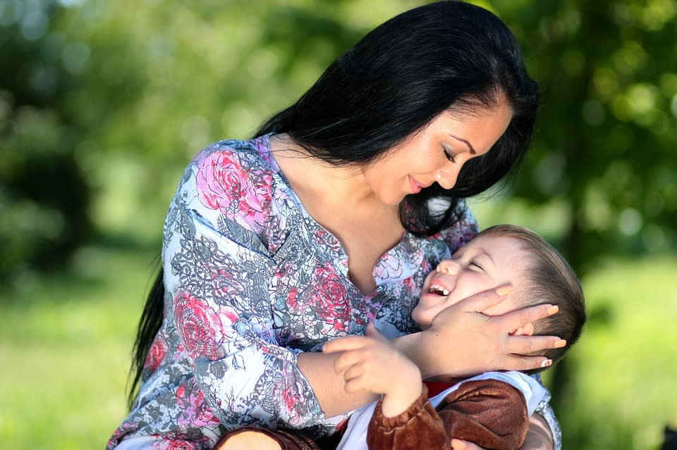 types of attachment: secure attachment