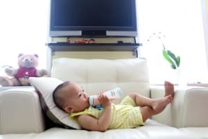 milk as healthy food for toddlers