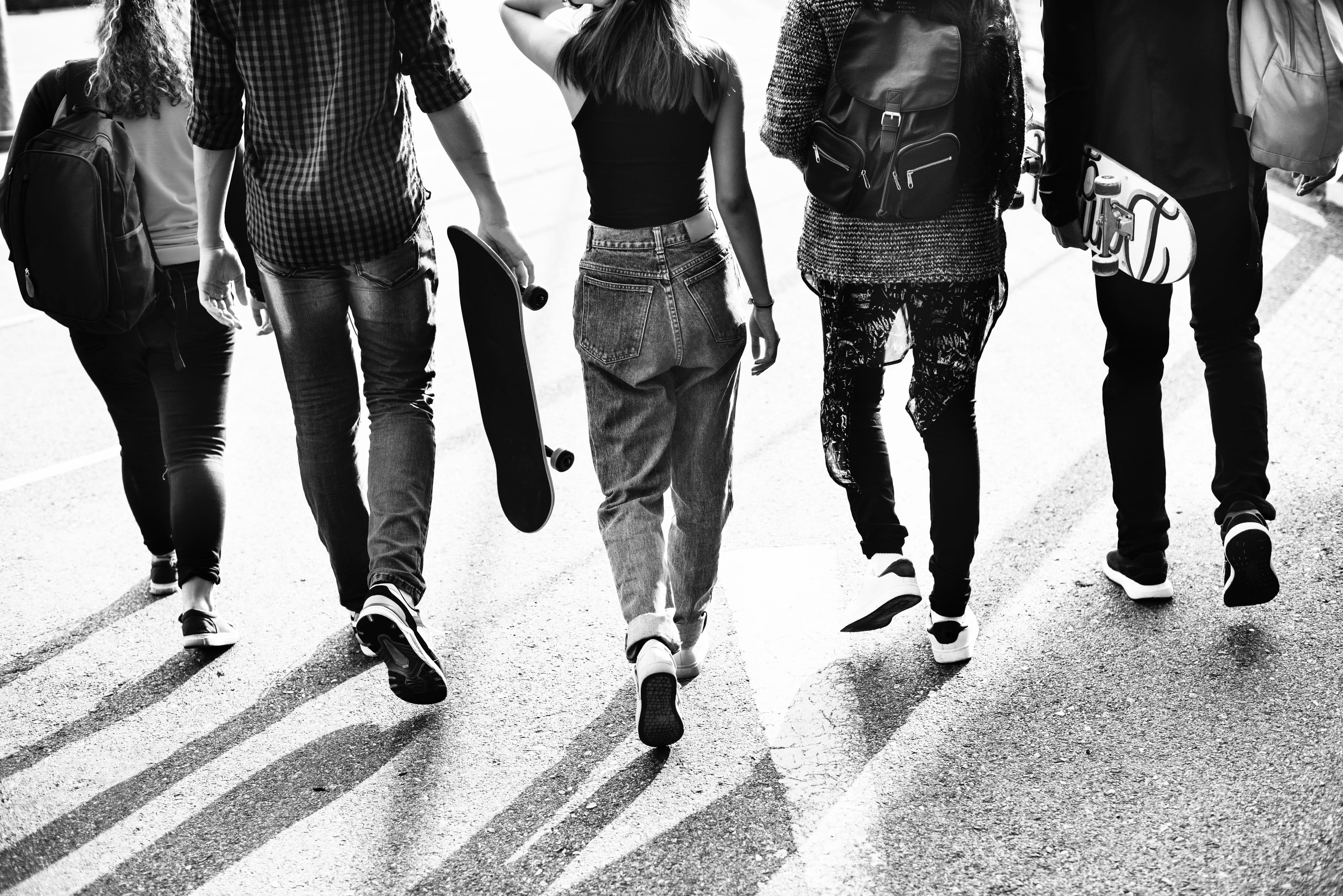 friendship in teenagers