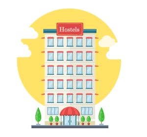 Boys Hostels in Kota