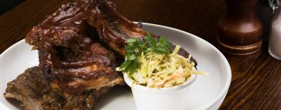 Baby Back Ribs 500g