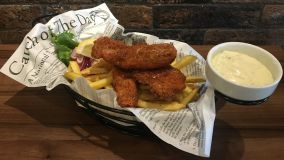 Lapplands Fish Sticks n' Chips