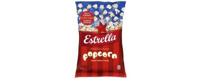 Popcorn, Estrella.