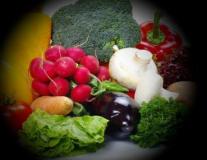 Mixa din egen sallad - Protein - Bas - Grönt - Topping.