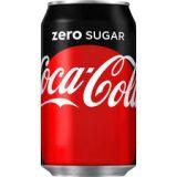 Cola Zero 33cl burk