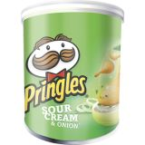 Pringles sour cream onion. 40g