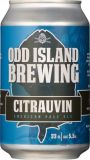 Citrauvin American Pale Ale Odd Island Brewing Co