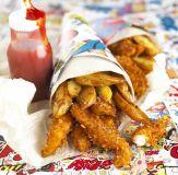 Krispig Fish & Chips